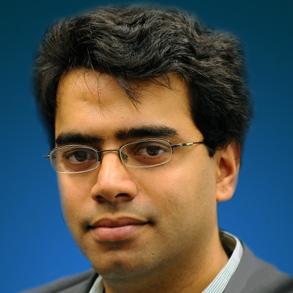 photo of Harish Krishnaswamy